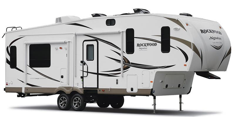 Find Specs for 2016 Forest River Rockwood Signature Ultra Lite Fifth Wheel RVs
