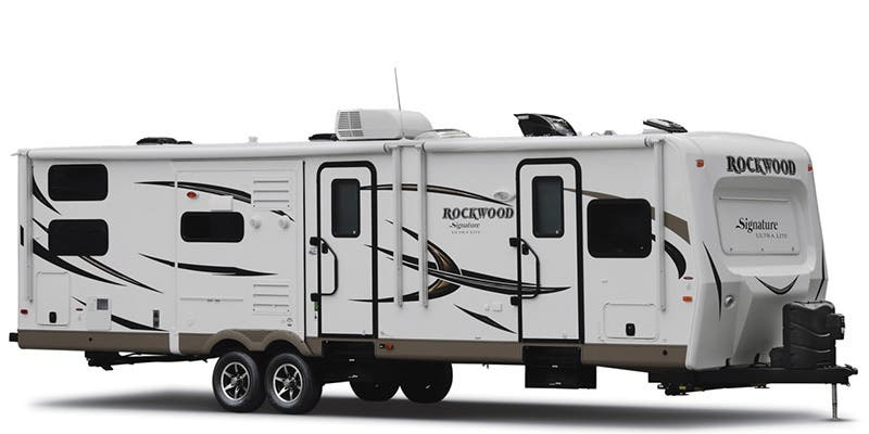 Full Specs for 2016 Forest River Rockwood Signature Ultra Lite ...
