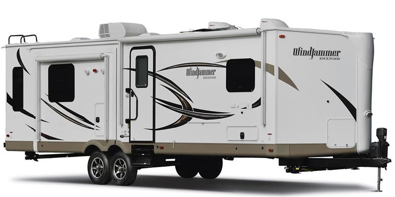 Find Specs for 2016 Forest River Rockwood Windjammer Travel Trailer RVs