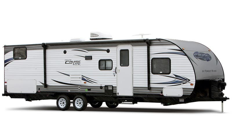 Find Specs for 2016 Forest River Salem Cruise Lite Travel Trailer RVs