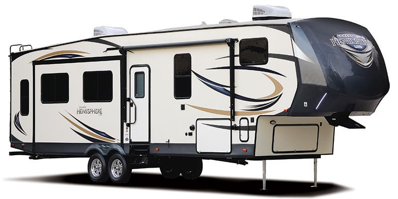 Find Specs for 2017 Forest River Salem Hemisphere Lite Fifth Wheel RVs