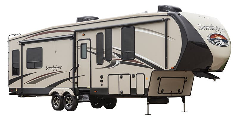 Find Specs for 2016 Forest River Sandpiper Select Fifth Wheel RVs