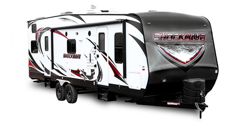 Find Specs for 2017 Forest River Shockwave Toy Hauler RVs