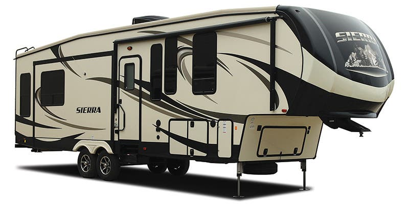 Find Specs for 2016 Forest River Sierra Select Fifth Wheel RVs