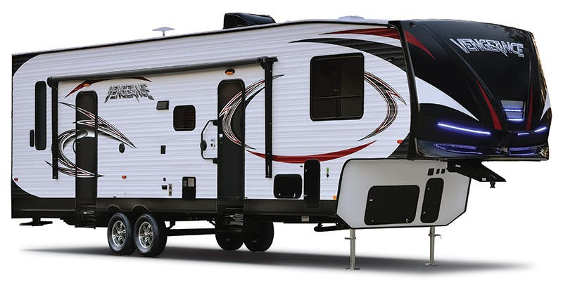 Find Specs for 2016 Forest River Vengeance Toy Hauler RVs