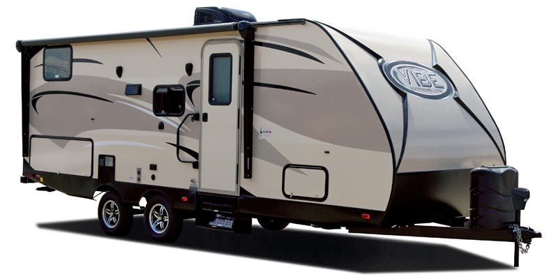 Find Specs for 2016 Forest River Vibe Extreme Lite Travel Trailer RVs