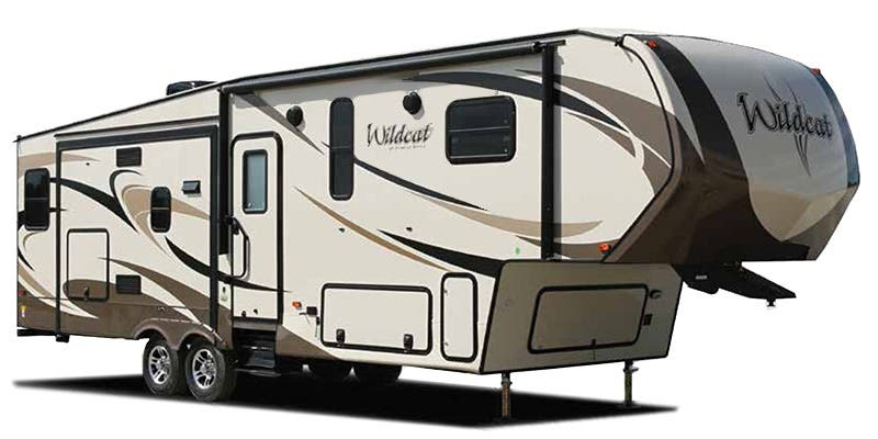 2017 Forest River Wildcat (Fifth Wheel)