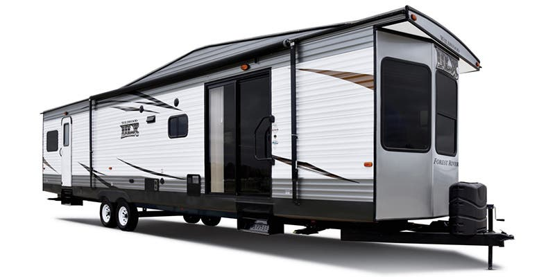 Find Specs for 2017 Forest River Wildwood Destination Trailer RVs