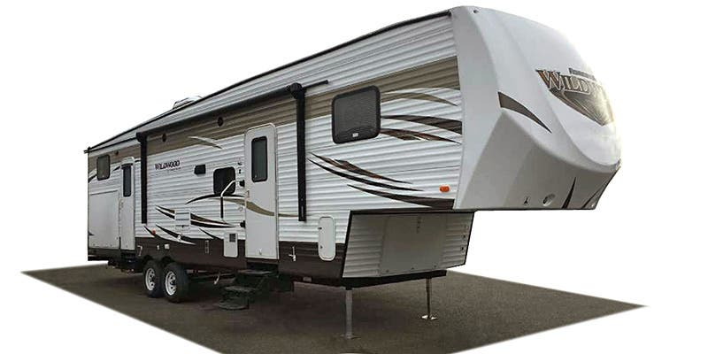 Find Specs for 2016 Forest River Wildwood Fifth Wheel RVs