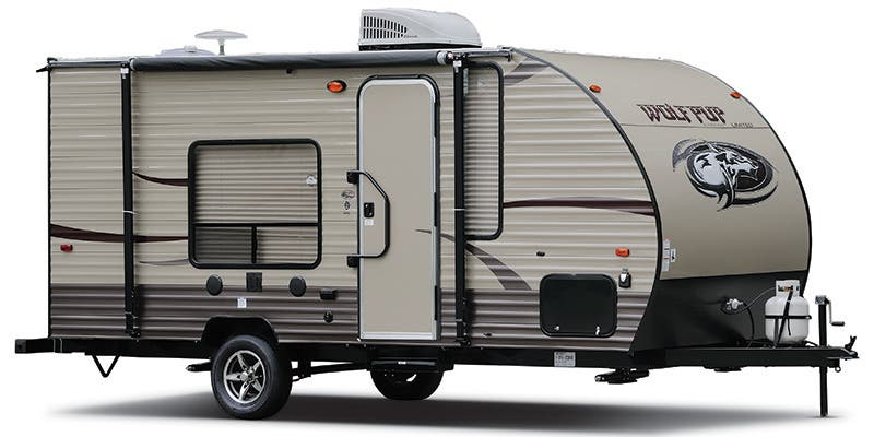 Find Specs for 2016 Forest River Wolf Pup Toy Hauler RVs