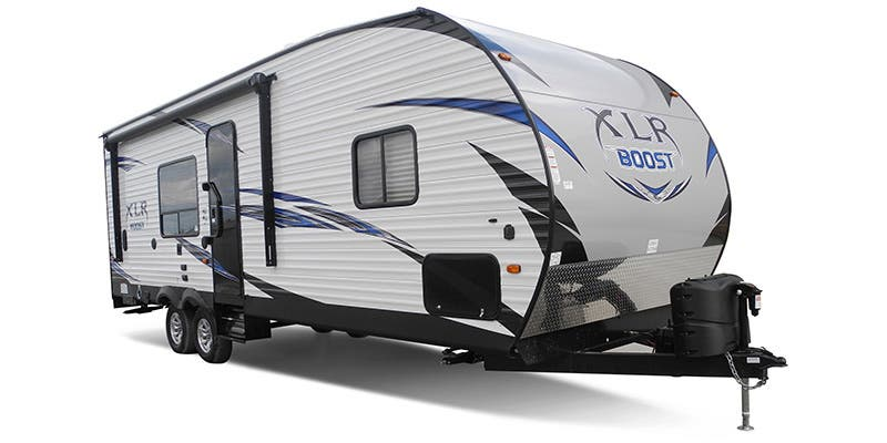 Find Specs for 2016 Forest River XLR Boost Toy Hauler RVs