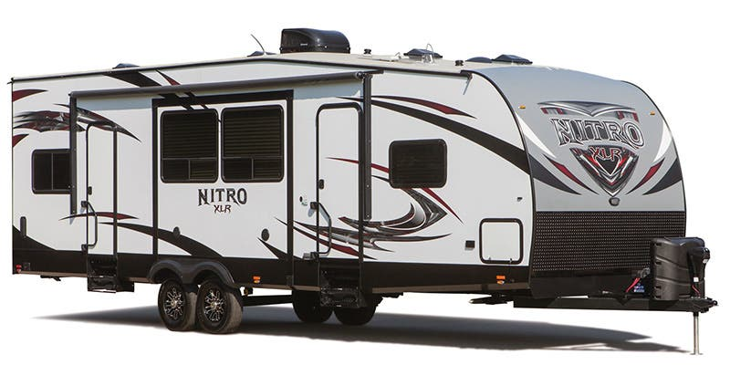 Find Specs for 2016 Forest River XLR Nitro Toy Hauler RVs