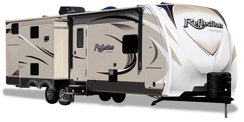 Find Specs for 2016 Grand Design Reflection Travel Trailer RVs