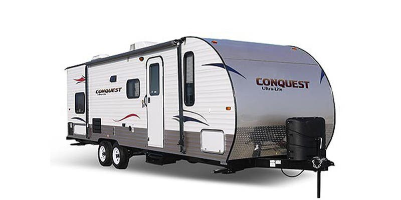 2017 Gulf Stream Conquest Lite (Travel Trailer)