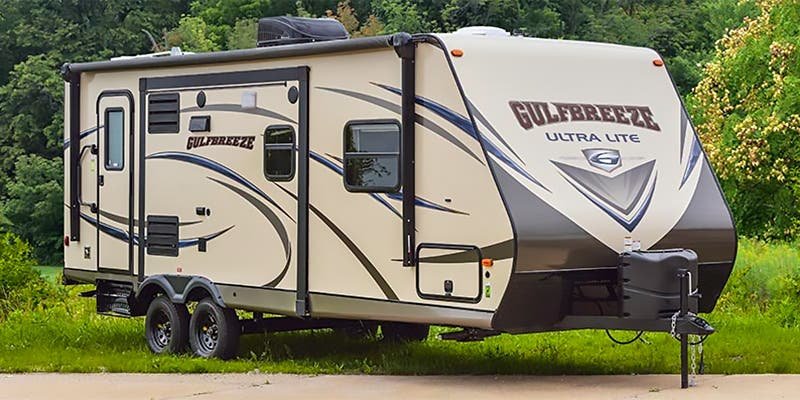 Image result for 2016 Gulf Stream RV Gulf Breeze Ultra Lite 28BBS