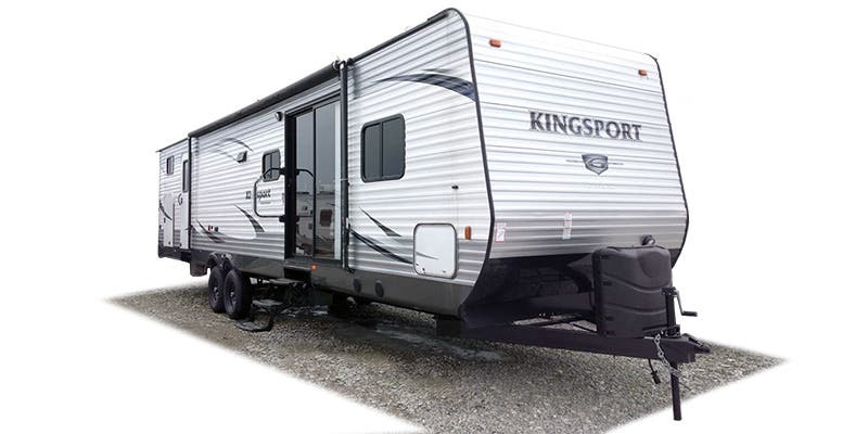 Kingsport Travel Trailer Specs