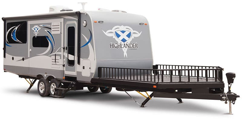 2018 Highland Ridge Highlander (Toy Hauler)