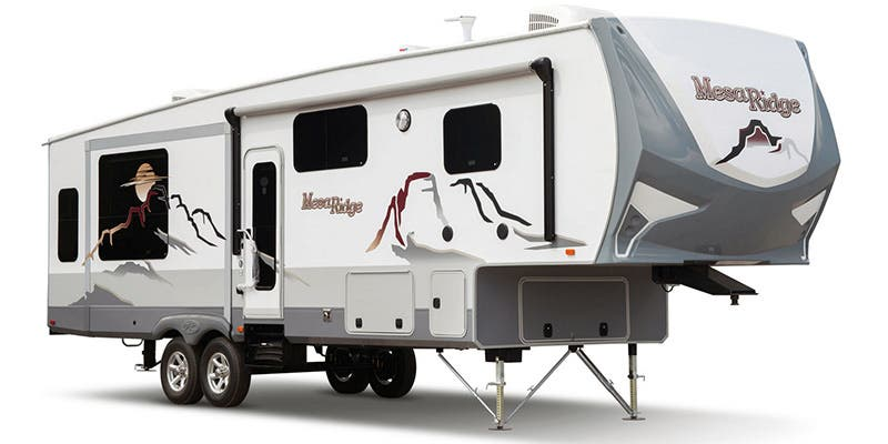 Find Specs for 2016 Highland Ridge Mesa Ridge Fifth Wheel RVs