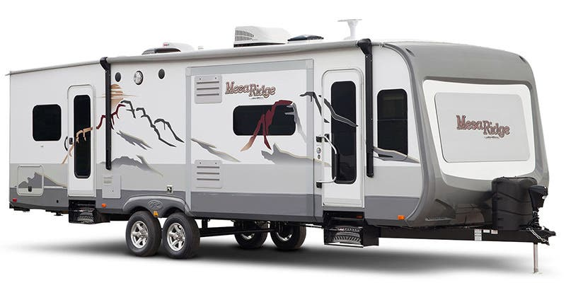 Find Specs for 2016 Highland Ridge Mesa Ridge Travel Trailer RVs