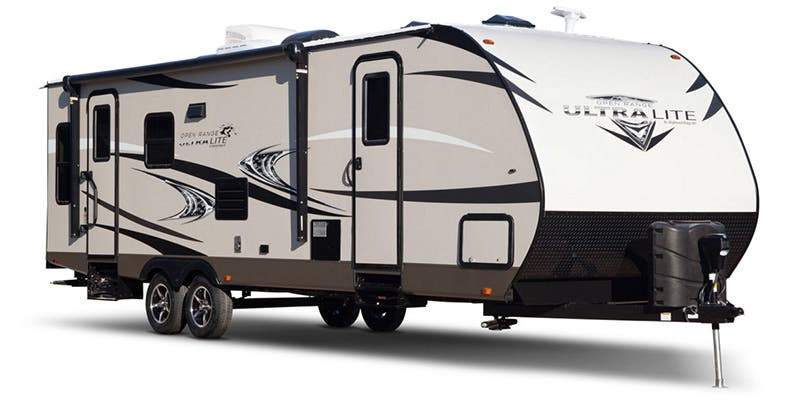 2017 Highland Ridge Open Range Ultra Lite (Travel Trailer)