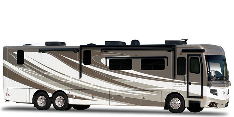 Find Specs for 2016 Holiday Rambler Scepter Class A RVs