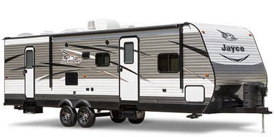 Find Specs for 2016 Jayco - Jay Flight <br>Floorplan: 34RSBS (Travel Trailer)