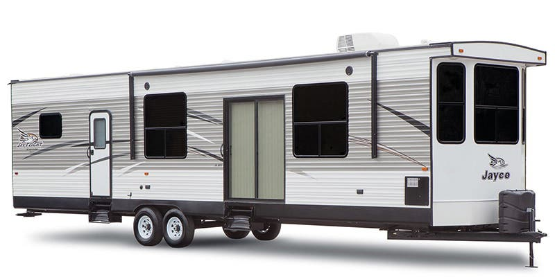 Find Specs for 2017 Jayco Jay Flight Bungalow Destination Trailer RVs
