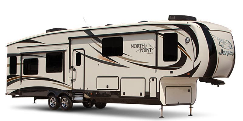 Find Specs for 2016 Jayco North Point Fifth Wheel RVs