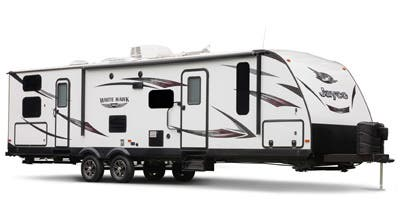Find Specs for 2016 Jayco - White Hawk <br>Floorplan: 33RSKS (Travel Trailer)