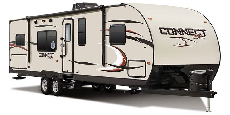 2017 K-Z Spree Connect (Travel Trailer)
