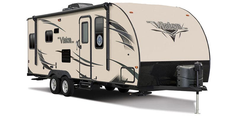 2017 K-Z Vision (Travel Trailer)