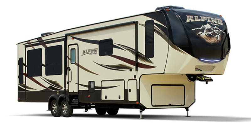 2018 Keystone Alpine (Fifth Wheel)