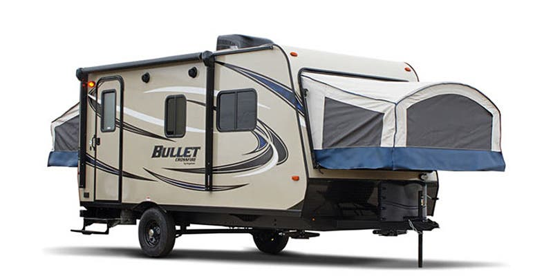 Find Specs for 2018 Keystone Bullet Travel Trailer RVs