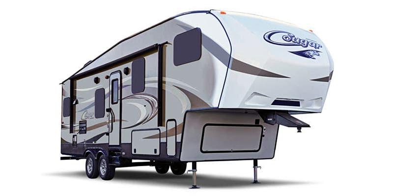 Find Specs for 2017 Keystone Cougar Half-Ton Fifth Wheel RVs