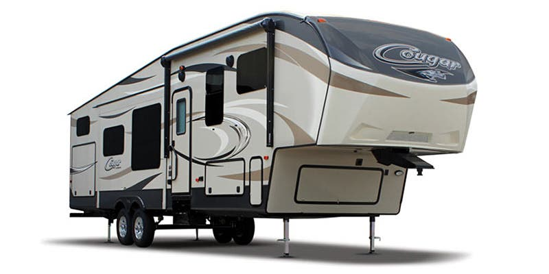 Find Specs for 2016 Keystone Cougar Toy Hauler RVs