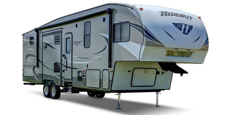 Find Specs for 2018 Keystone Hideout Fifth Wheel RVs