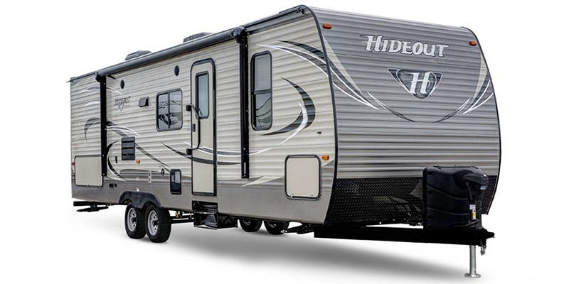 Find Specs for 2018 Keystone Hideout Toy Hauler RVs