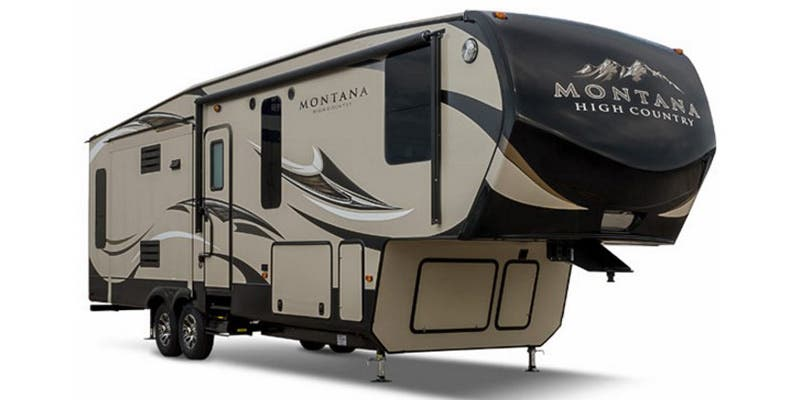 2017 Keystone Montana High Country (Fifth Wheel)