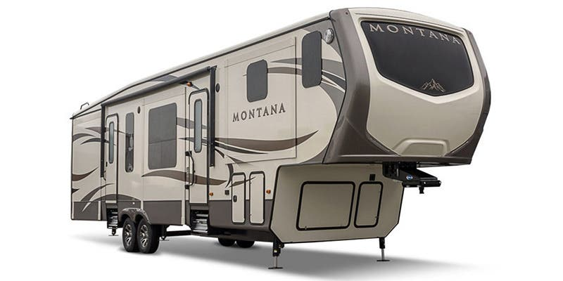 Find Specs for 2017 Keystone Montana Fifth Wheel RVs