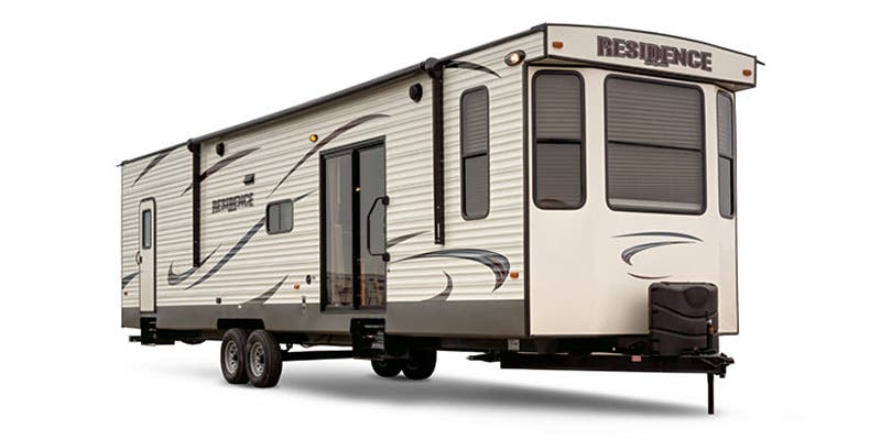 Find Specs for 2017 Keystone Residence Destination Trailer RVs