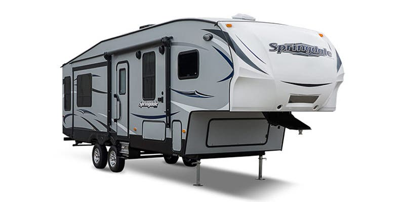Find Specs for 2016 Keystone Springdale Fifth Wheel RVs