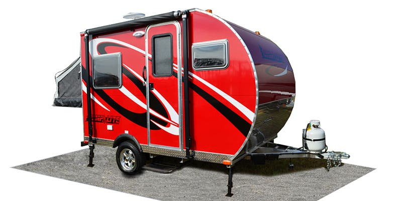 Find Specs for 2016 Livin' Lite CampLite Travel Trailer RVs