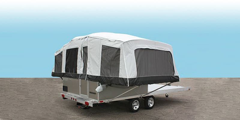 Find complete specifications for Livin' Lite Quicksilver RVs