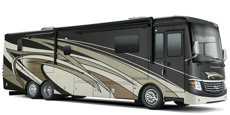 Find Specs for 2016 Newmar - Ventana <br>Floorplan: 3427 (Class A)