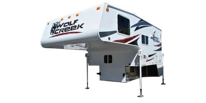 Find Specs for 2018 Northwood Wolf Creek Truck Camper RVs
