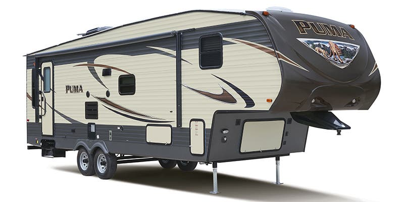 Find Specs for 2016 Palomino Puma Destination Trailer RVs