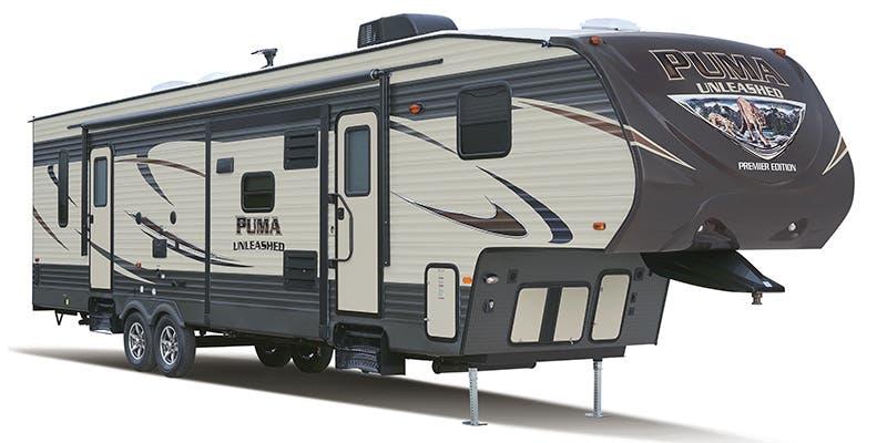 full specs for 2016 palomino puma unleashed 351thss rvs rvusa com rh rvusa com 7 Pin Trailer Wiring Colors 7 Pin Trailer Wiring Colors