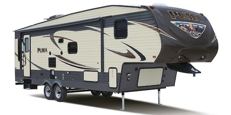 Find Specs for 2016 Palomino Puma Fifth Wheel RVs