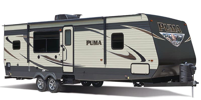 Find Specs for 2016 Palomino Puma Travel Trailer RVs