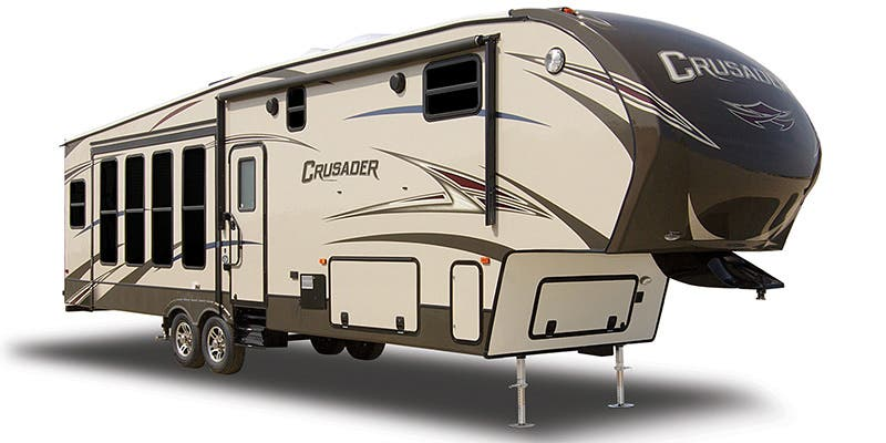 Find Specs for 2016 Prime Time Crusader Fifth Wheel RVs